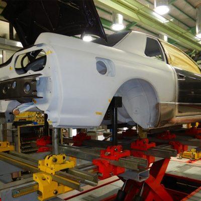 Nissan показал восстановление классического Skyline GT-R по заводской технологии