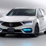 Седан Honda Legend первым получил автопилот третьего уровня