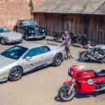 Ричард Хаммонд распродает часть своей коллекции машин и мотоциклов