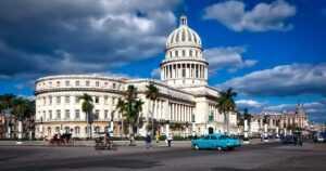 туристическая виза кубы